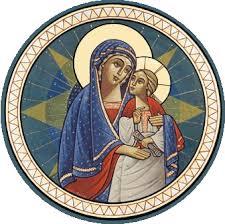 Theotokas - Coptic Icon
