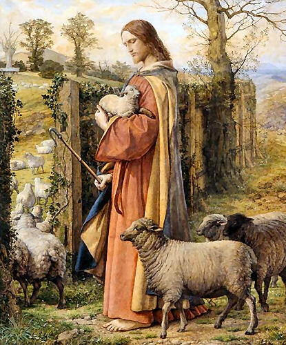William Dyce - Good Shepherd