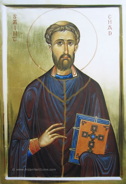 Saint Chad of Litchfield