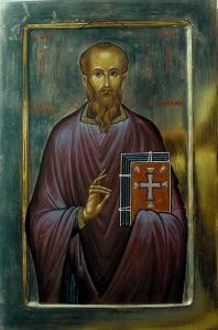 Saint Aiden