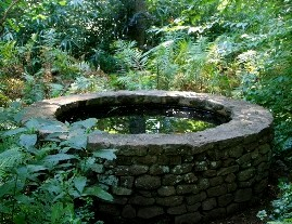 water-in-well