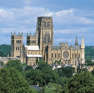 Durham Cathedral, County Durham, Great Britain