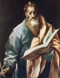 September 21 - The Feast of Saint Matthew