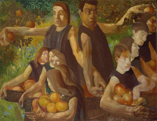 The Apple Gathers -