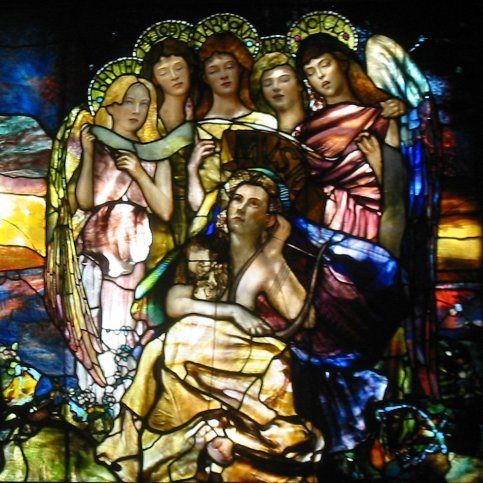 Virtues - Louis Comfort Tiffany