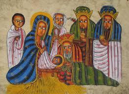 Ethiopian icon