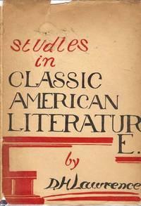 StudiesInClassicAmericanLiterature