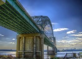 Hernando deSoto Bridge - Memphis, Tennessee
