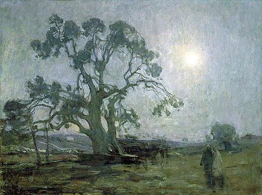 Abraham's Oak - Henry Ossawa Turner