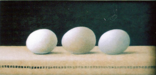 Three Eggs