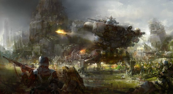 Battle Ruin - Jaecheol Park