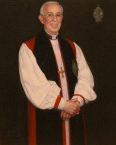 The Rt. Rev. Furman (Bill) Stough,  Eigth Bishop of Alabama