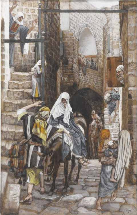 Seeking Shelter - Tissot