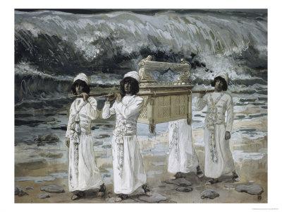 The Ark in the Jordon