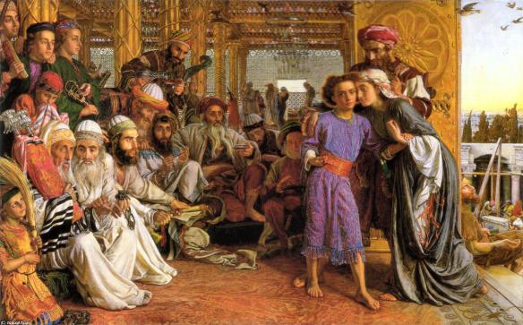 william-holman-hunt-the-finding-of-the-saviour-in-the-temple