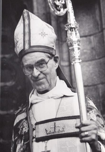 Lutheran bishop krister stenddahl