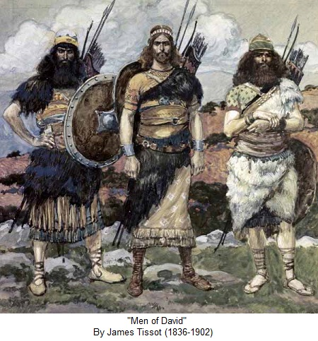 Men of David
