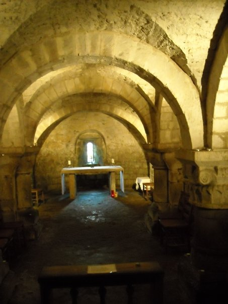 the-crypt-at-saint-marys-lastingham