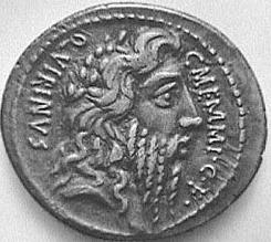 Quirinus, Roman Gov of Syria
