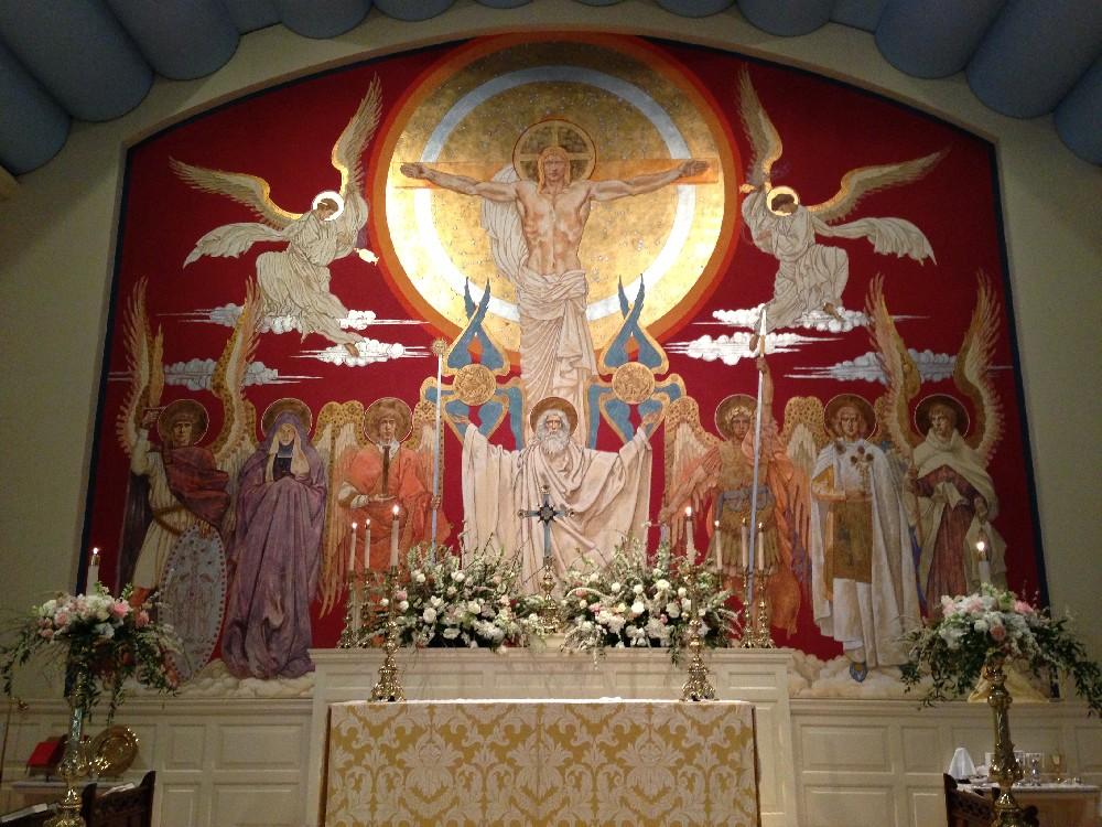 High altar Saint John's