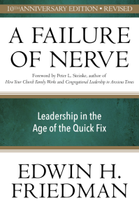 Failure of Nerve
