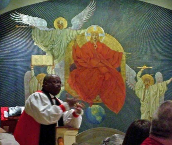 Presiding Bishop Currey -Convention Preacher (WTn) 2005