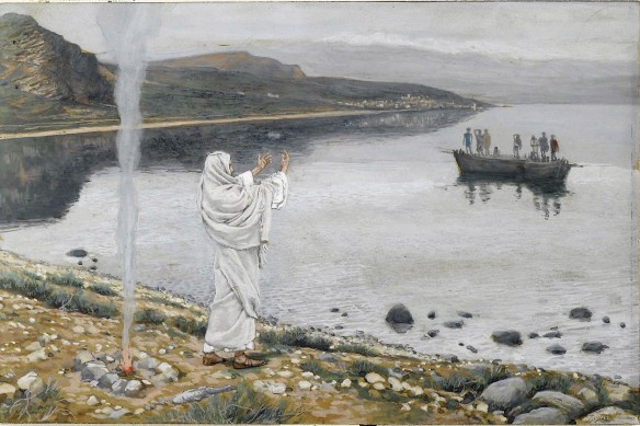 1886_Jesus Appears on the Shore_Brooklyn_1886-94