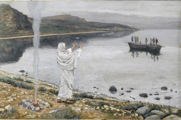 1886_Jesus Appears on the Shore_Brooklyn_1886-94