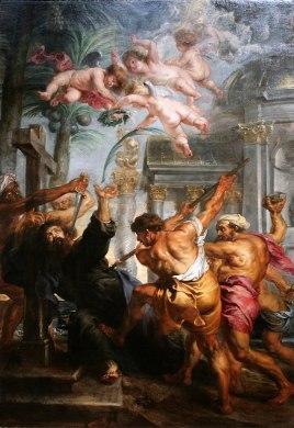 Thomas Martyred - Rubens