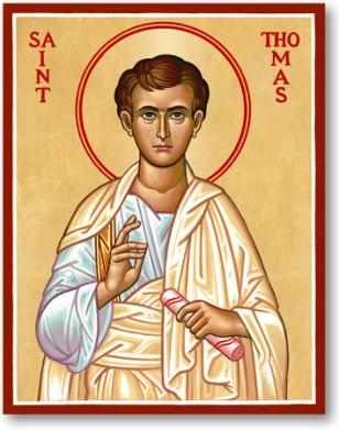 Icon of Thomas