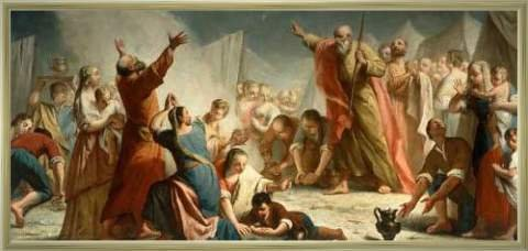 Complaining-against-Moses